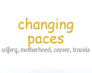 Changing Paces