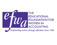 The Educational Foundation for  Women in Accounting