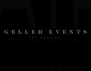 GELLER EVENTS