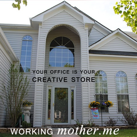 Your Office is Your Creative Space