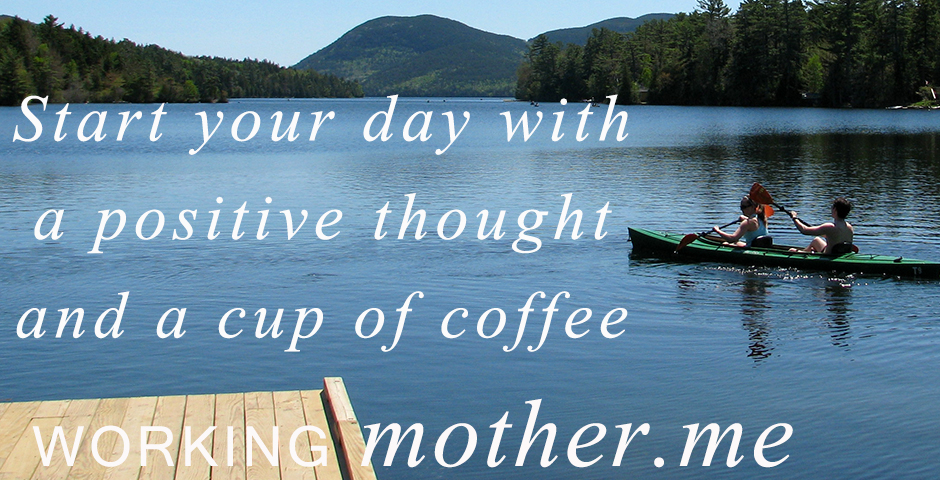 Wednesday Morning Coffee Thought on a Cup of Coffee