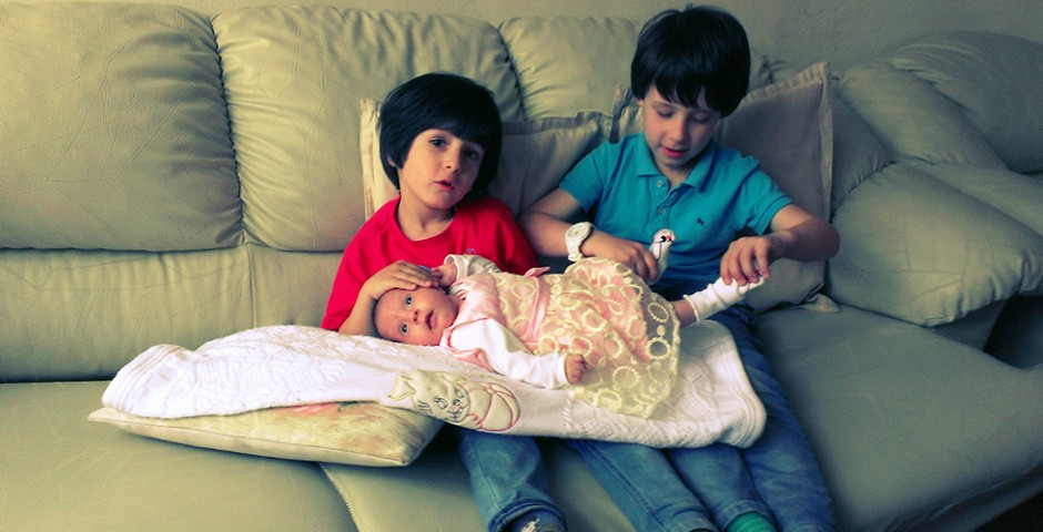 The Joy and Choice of Having 3 Children