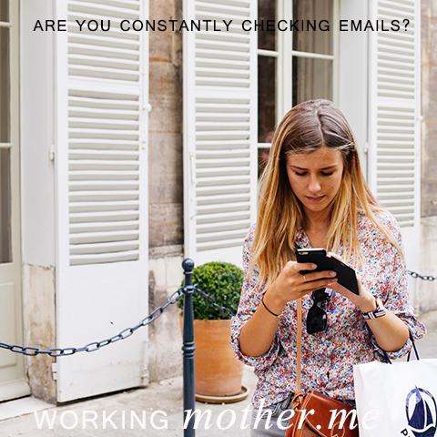 Constantly Checking Emails?