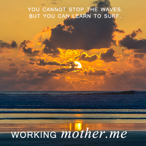 You Cannot Stop the Waves