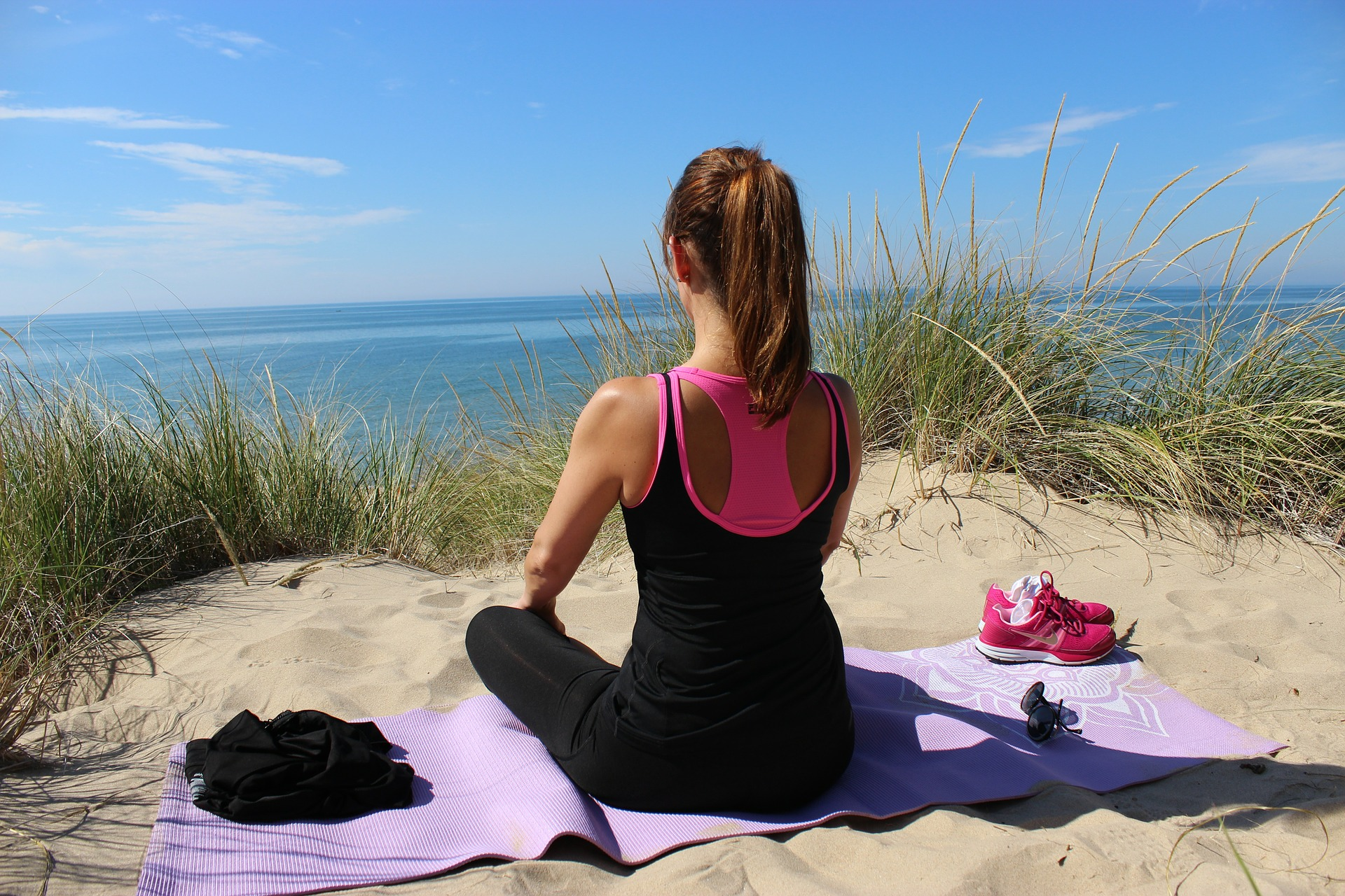 Why Do People Do Yoga?