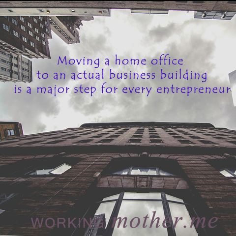 Moving a Home Office