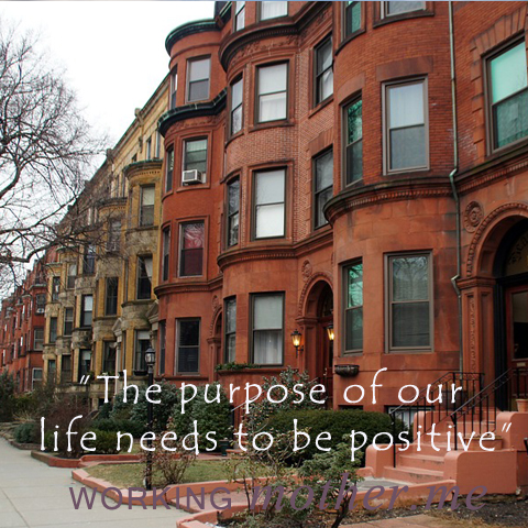 The purpose of our life