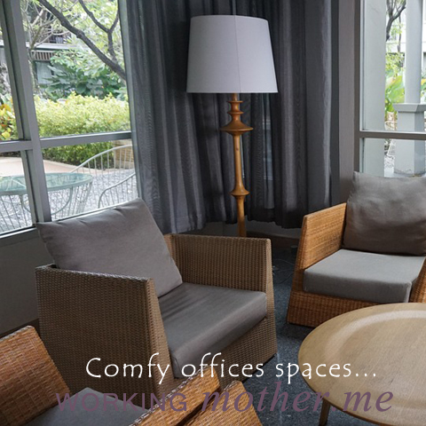 Comfy Offices Spaces...