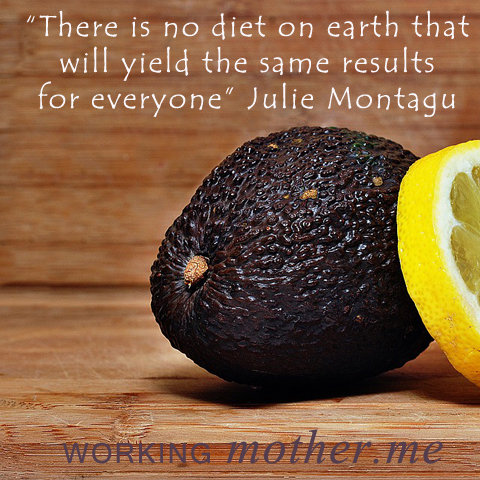 There is no Diet on Earth...