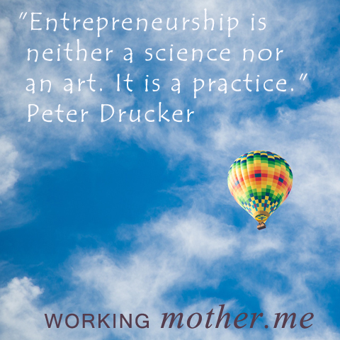 Entrepreneurship...