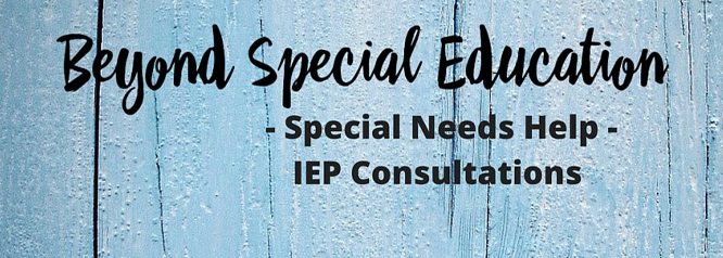 Beyond Special Education